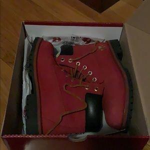 Timberland boots size 5 (juniors)